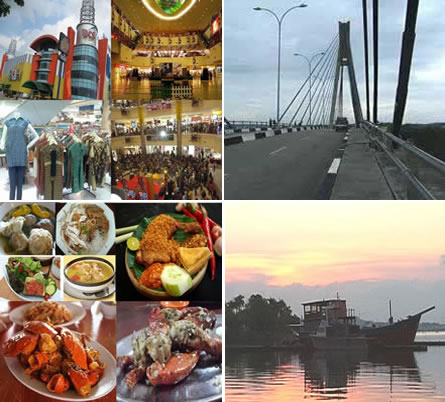 Batam travel place