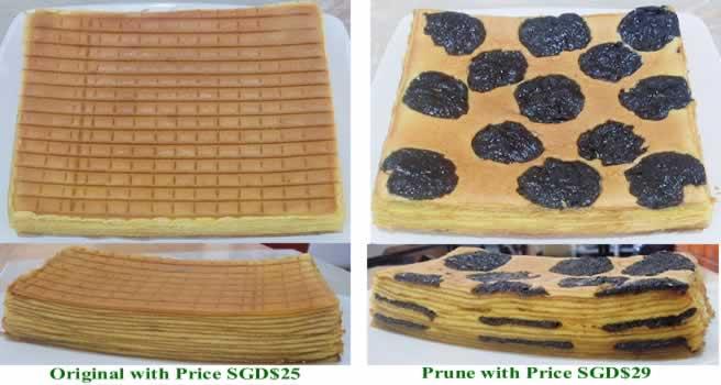 Diana Layer Cakes Batam