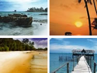 Beaches in Batam